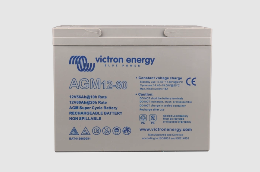 SuperCycle AGM Battery