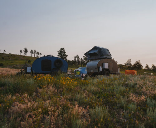 Summer Outpost Camping