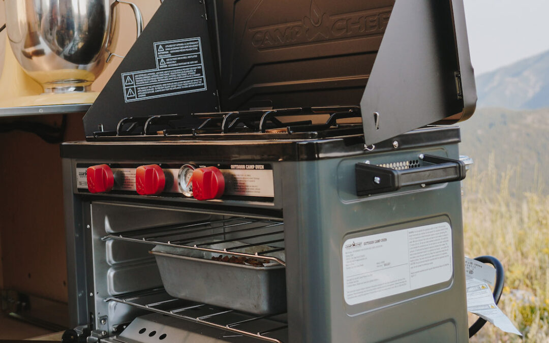 Camp Oven & Stovetop